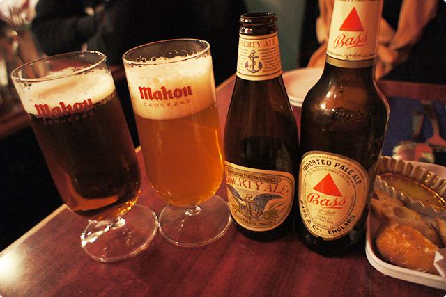 ビールの種類が豊富!アメリカやイギリスなど、世界のビールを揃えています