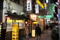 【GIFUYA】Chinese pub in Omoide-yokocho! (Shinjuku, Tokyo!!!)