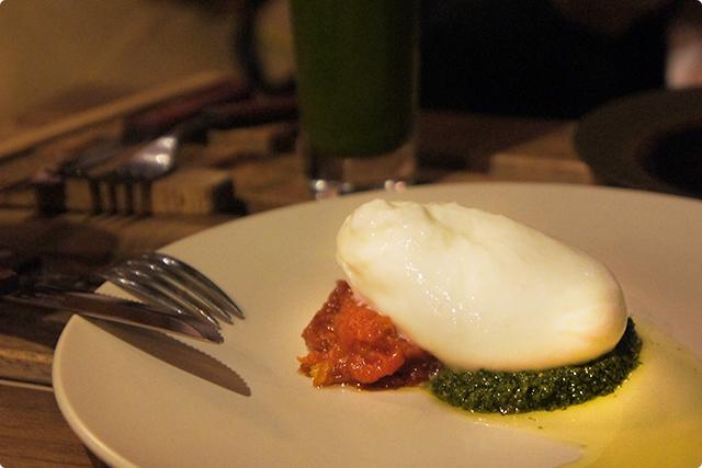 『世界一トマト バジルとフレッシュチーズ』1,350円