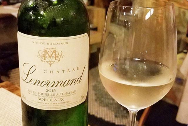 Refreshing sparkling wine xD