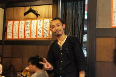 【DONGAMA】Japanese pub we can start drinking in daytime xD (Gion area, Kyoto!!)