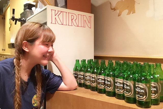 お店にあるベトナムスペシャルを飲み干す事はできなかったけど、これだけ飲んだらいいでしょー!!