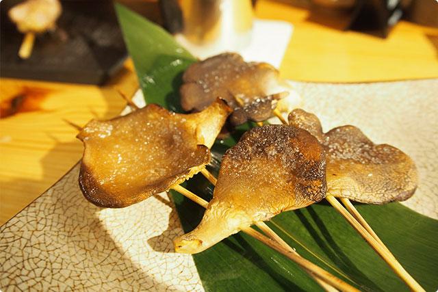'Oyster mushroom (Hiratake)'