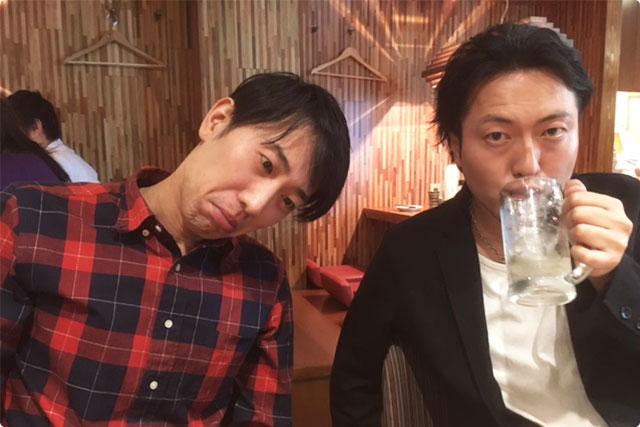 (左から)小谷さん、松下さん(^O^)