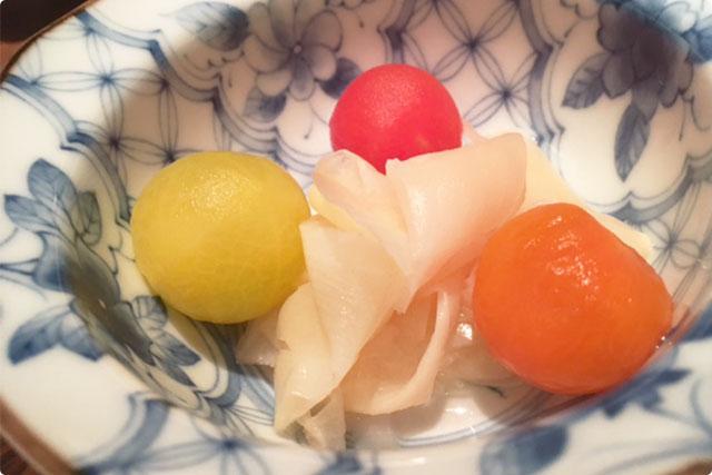 小鉢:『トマトガリ』
