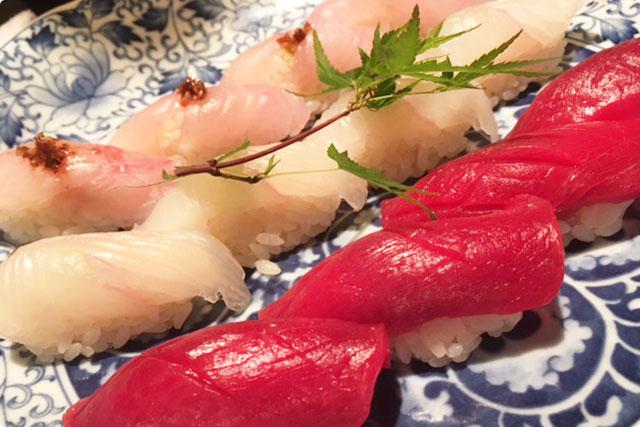 『寿司3貫』