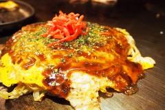 【Okonomiyaki IMARI Ebisu brunch】A popular Okonomiyaki restaurant in Tokyo! (Ebisu)