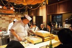 【Sushi no ISOMATSU】A fantastic Sushi bar in Tokyo! (Nakameguro)
