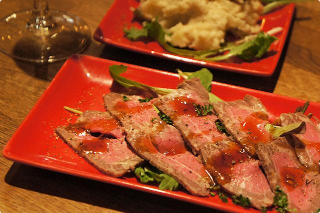 『ローストビーフ』¥560