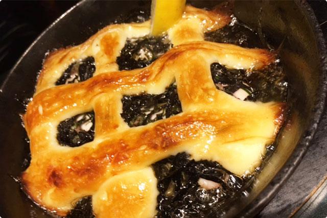 一つ目は『ささ身の梅肉マヨネーズ焼き』