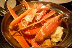 【Canned Crab Bar】Crab party in the center of Tokyo! (Yoyogi-Uehara)