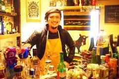 【Tequila & coffee KASEDA】Super cool hidden bar in Sasazuka! (Shibuya area, Tokyo!!)