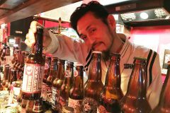 【Wolfs Schutz】8pages of beer variation! fancy rockabilly beer pub in Shimokitazawa! (Shinjuku/ Shibuya area in Tokyo!!)
